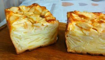Цей пиріг кращий за шарлотку! Під час випічки тісто перетворюється в крем