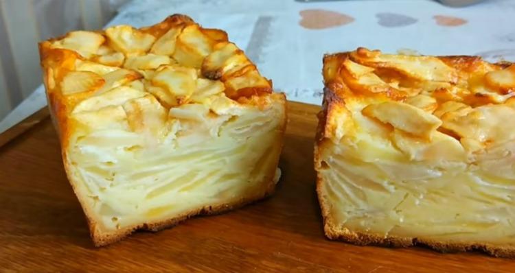 Приголомшливий пиріг, детальний рецепт