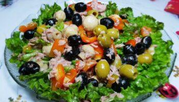 Салат «Іспанська ніч», рецепт приготування