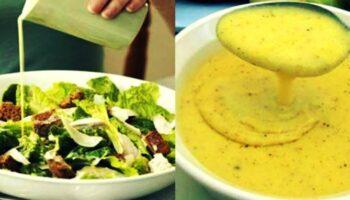 Соуси для салатів: смачна підбірка, рецепти приготування