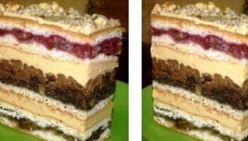 Торт «Леся» - рецепт приготування