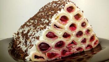 Рецепт улюбленого торта родом з дитинства «Монастирська хата»