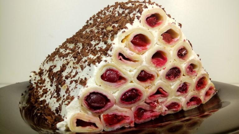 Торт «Монастирська хата» рецепт