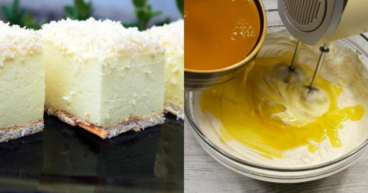 Торт «Сніговий пух», рецепт