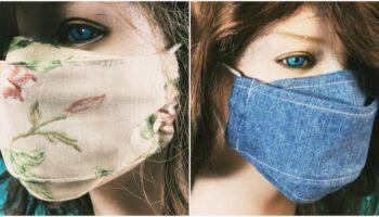 Як пошити багаторазову маску