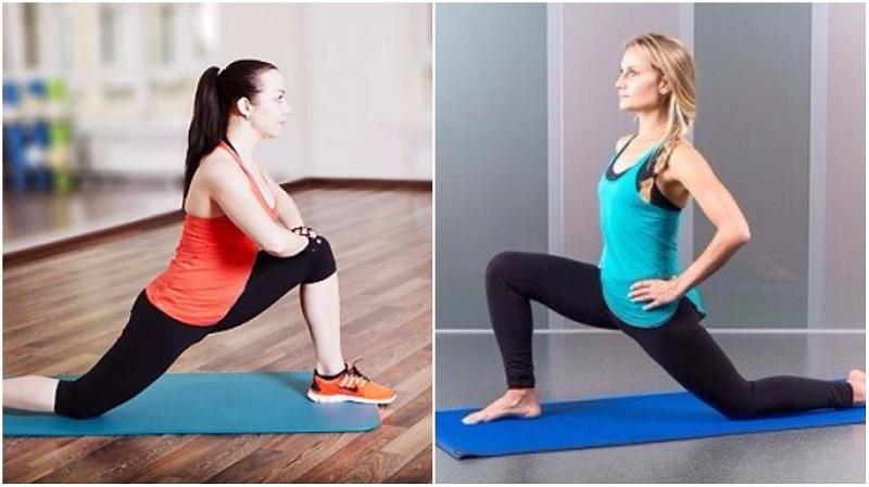 Вправи для зміцнення і розтяжки м'язів спини. 7 вправ за 7 хвилин