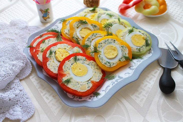 Закуска «Оригінальна» на святковий стіл - нарядна і дуже смачна