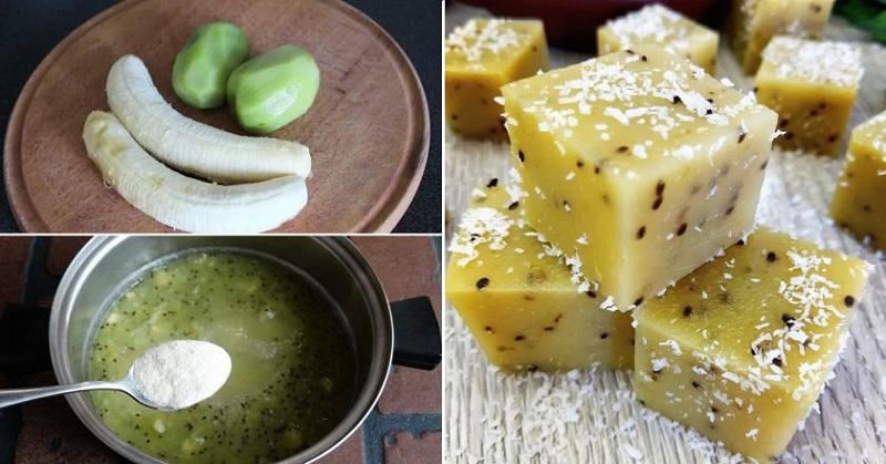 Домашній мармелад з бананів - рецепт приготування