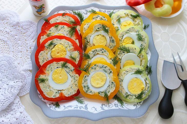 Закуска «Оригінальна» - рецепт приготування