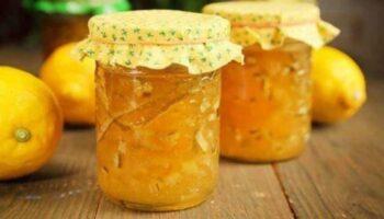 Лимонне варення - рецепт приготування