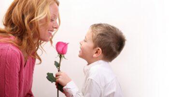 Мама і син - стаття про материнську любов