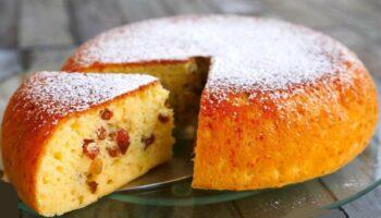 Ніжний сметанний пиріг - відмінний рецепт