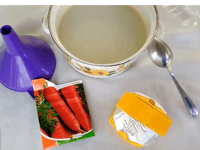 Відмінний метод посадки моркви без проріджування, який дає приголомшливий урожай