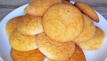 Розсипчасте печиво з манки, рецепт приготування