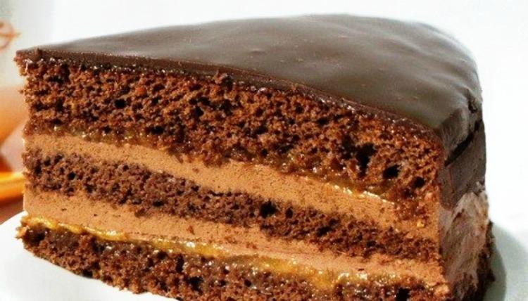 Смачний торт «Прага» - рецепт приготування