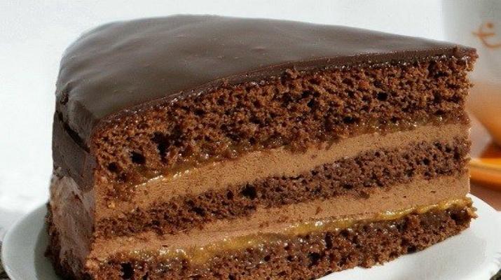 Торт «Прага» - відмінний рецепт