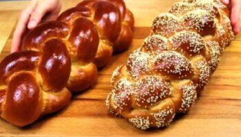Хліб плетенка - рецепт приготування