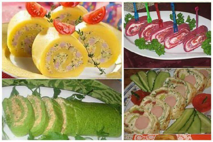 22 ідеї смачних і цікавих закусок на святковий стіл