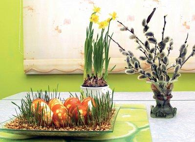 Чарівний пасхальний декор, здатний прикрасити інтер'єр