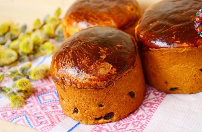 Здобні паски - бабусин рецепт приготування