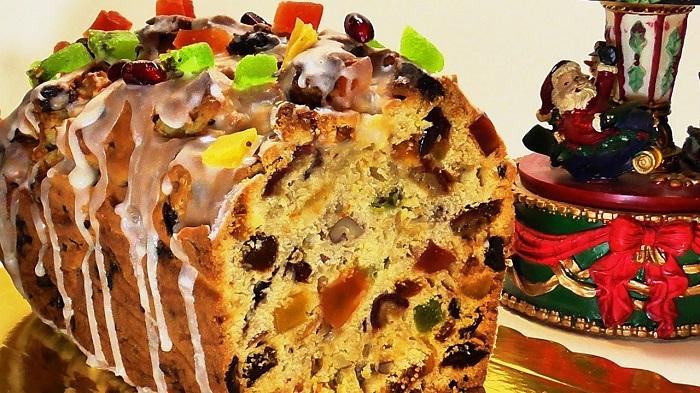 Кекс з сухофруктами і горіхами - рецепт приготування
