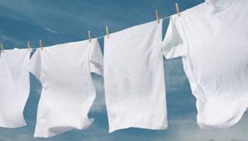 Натуральний відбілювач для одягу - два простих засоби