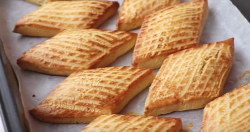 Печиво за 10 хвилин - рецепт приготування
