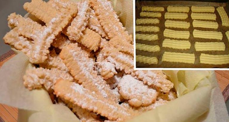 Печиво з нашого дитинства - рецепт приготування