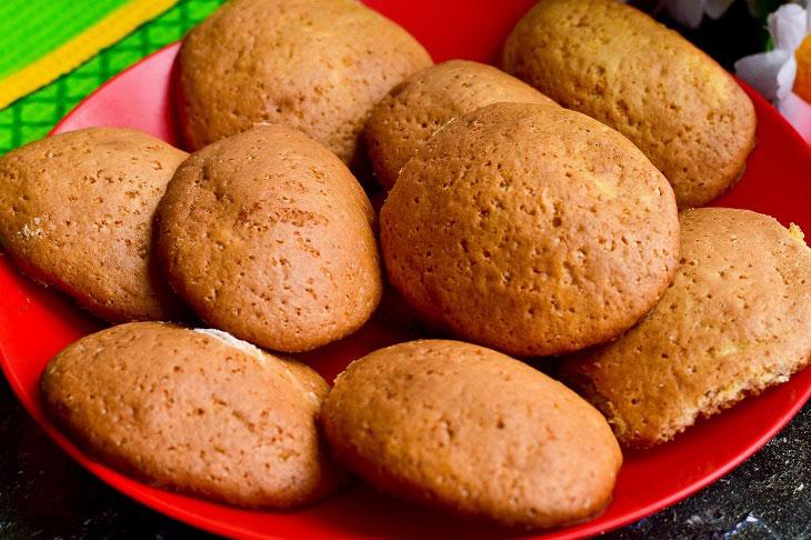 Печиво на кефірі - рецепт приготування