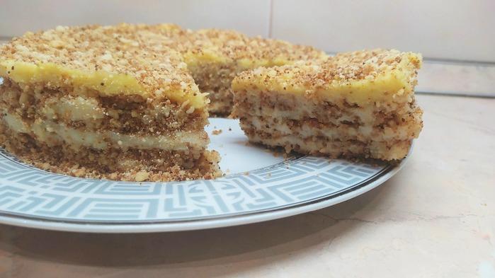 Готовий торт - рецепт приготування