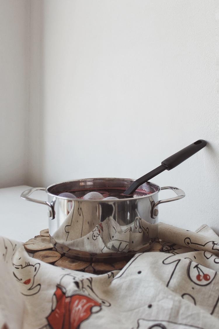 Каркаде можна не тільки пити: незвичайна і красива ідея до Великодня
