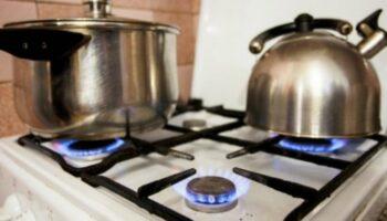 Очищення кухонного посуду - дешевий метод