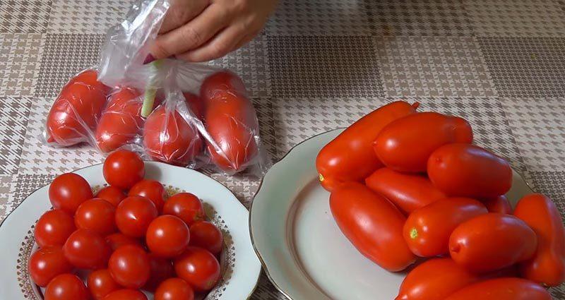 Виявляється, помідори можна зберігати цілий рік - і все завдяки цьому простому методу