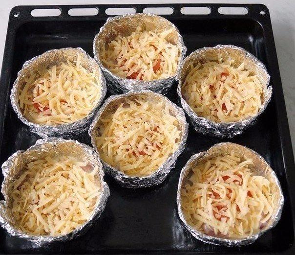 Рецепт святкової страви «Сюрприз» з курячого філе