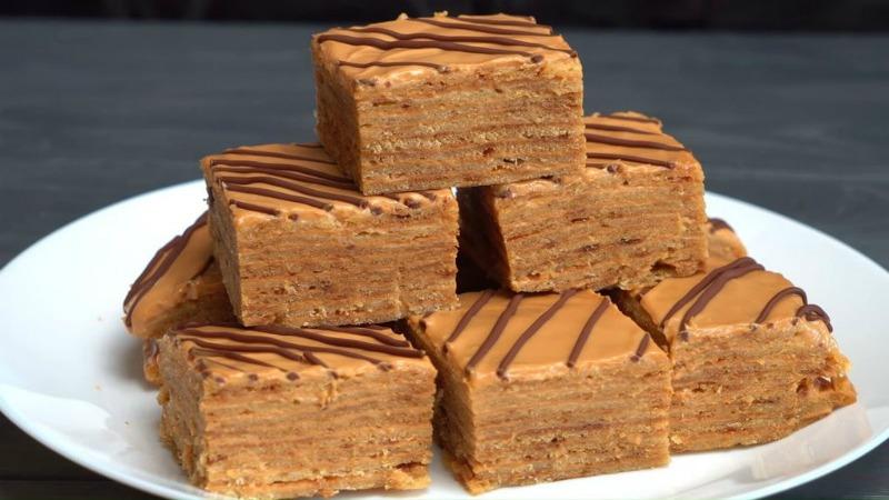 Торт-тістечко - рецепт приготування