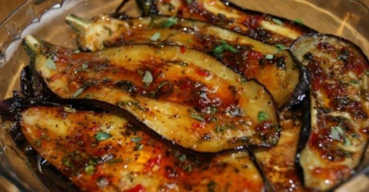 Баклажани по-італійськи - рецепт приготування