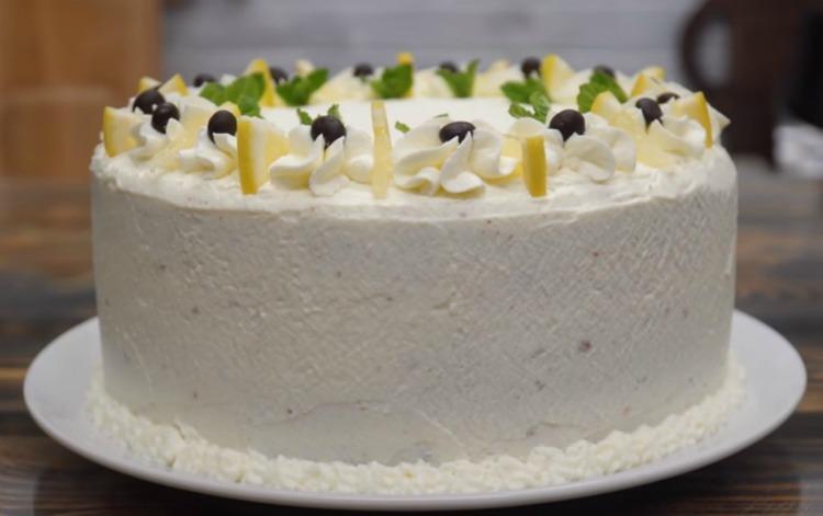 Приголомшливий літній торт «Смак на мільйон». Ніжний, повітряний, легкий