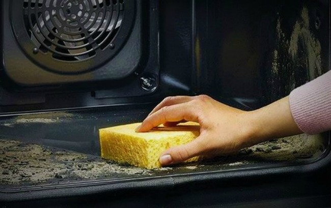 Як очистити духовку до блиску! Та так, щоб сусіди заздрили