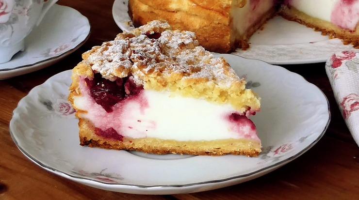 Пісочний пиріг - рецепт приготування