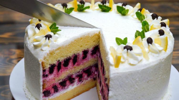 Торт «Смак на мільйон» - рецепт приготування