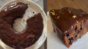 Шоколадний пиріг з чорницею: смачний десерт, легкий в приготуванні