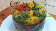 Цю смачну закуска з перців готую все літо (дуже простий рецепт)