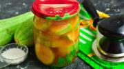 Кабачки в кетчупі «Чилі» на зиму – відмінна овочева консервація