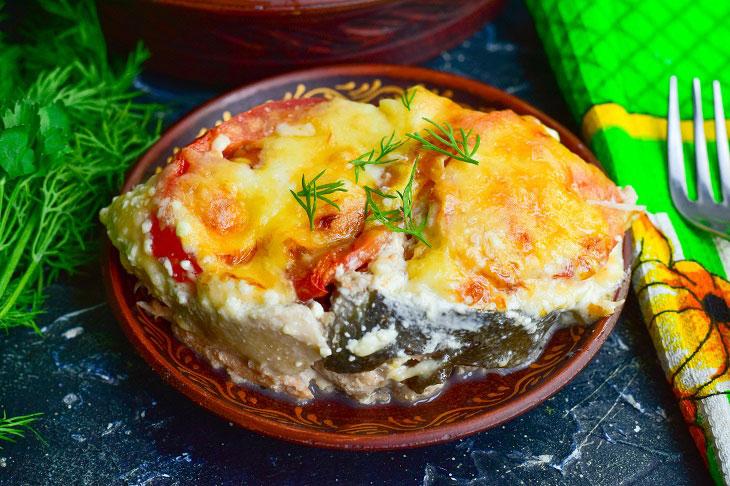 Риба по-французьки - смачний, ситний і корисний рецепт