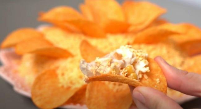 Салат «Хризантема» і чому він смачніший, ніж олів'є