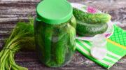 Огірки на зиму без закатування – швидкий і простий рецепт