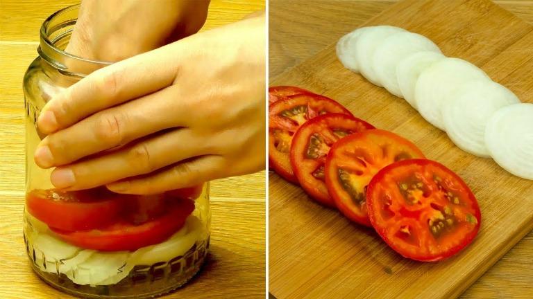Смачна закуска до шашлику за 5 хвилин