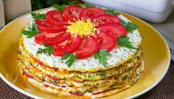 Рецепт смачного торта з кабачків, який стане головною прикрасою будь-якого столу