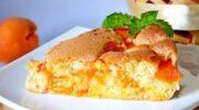 Ароматний французький абрикосовий пиріг: вишуканий і витончений смак