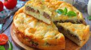 Ніжний м'ясний пиріг від італійського шеф-кухаря: смачно і просто